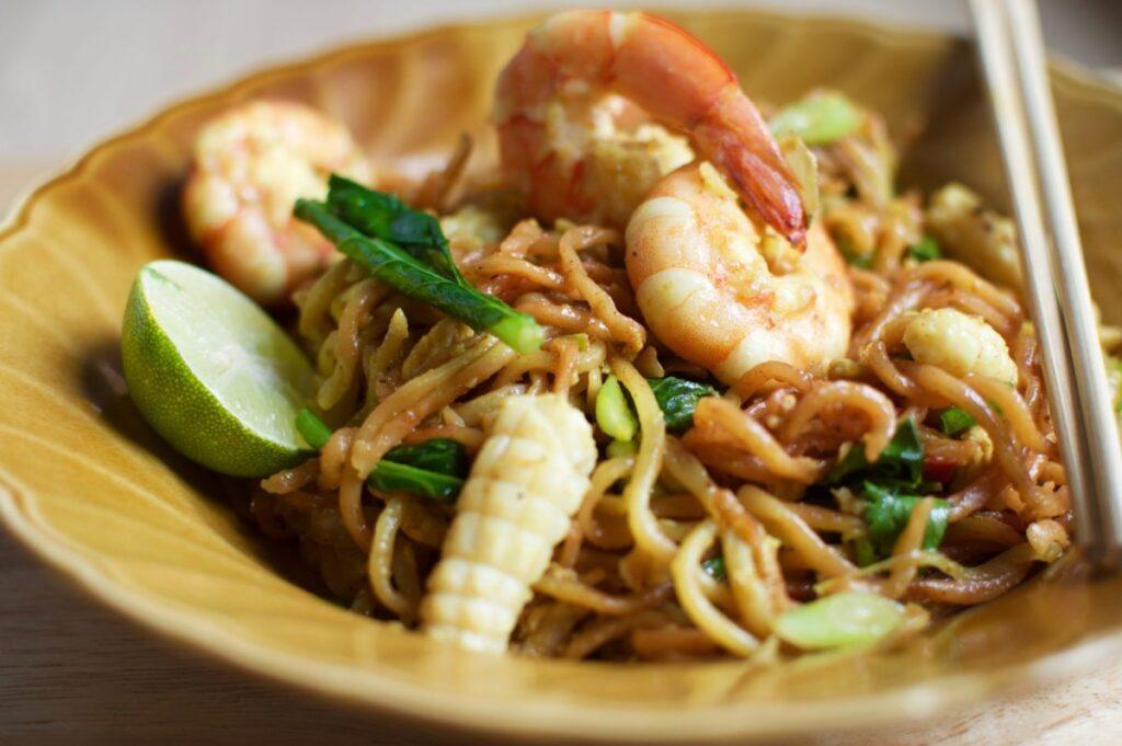 Традиционная кухня Малайзии