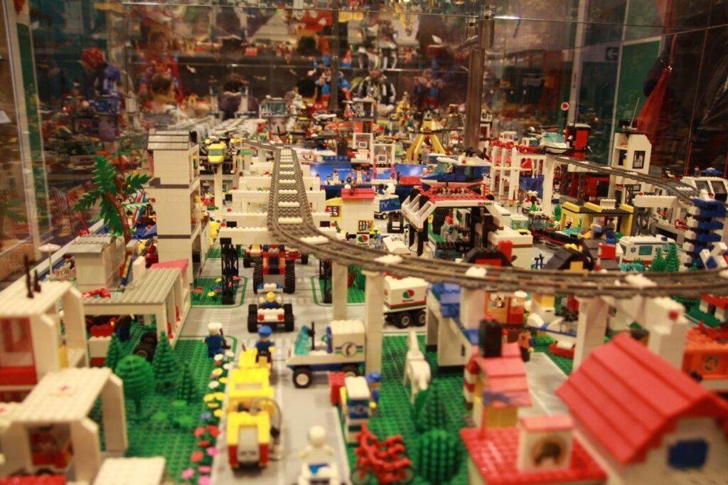 Музей Лего в Праге (Чехия)