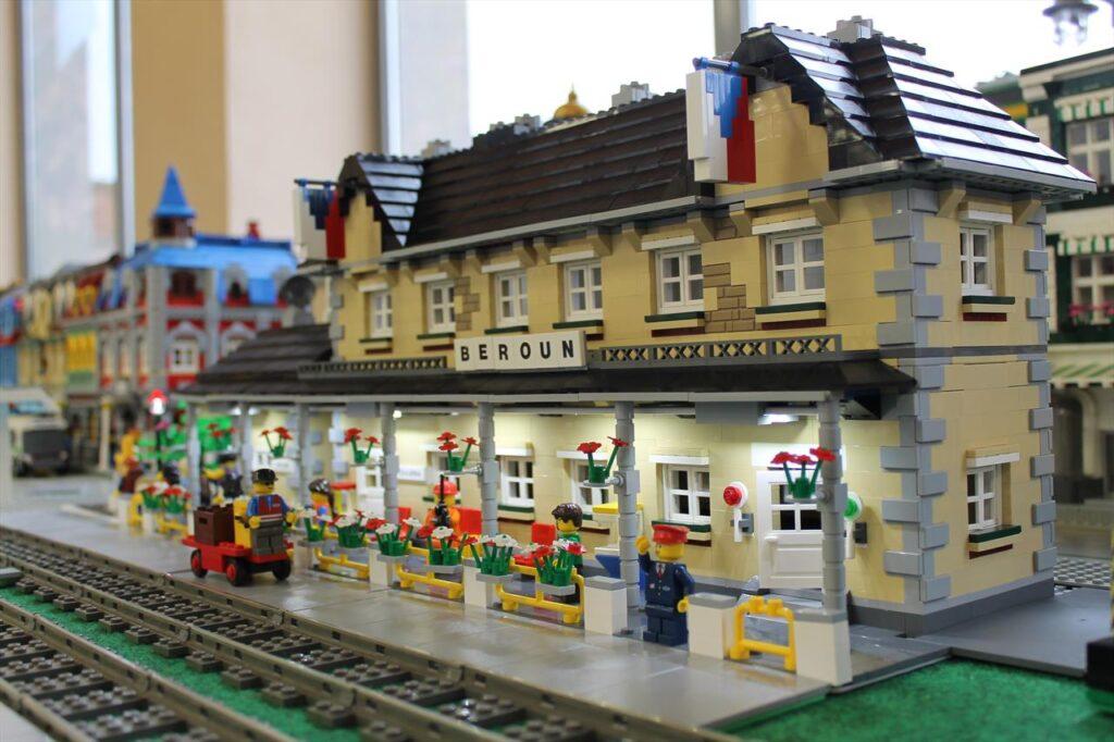 Музей конструктора Лего в Праге