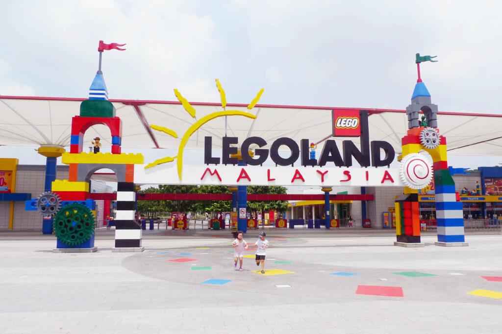 Парк развлечений Леголенд в Малайзии
