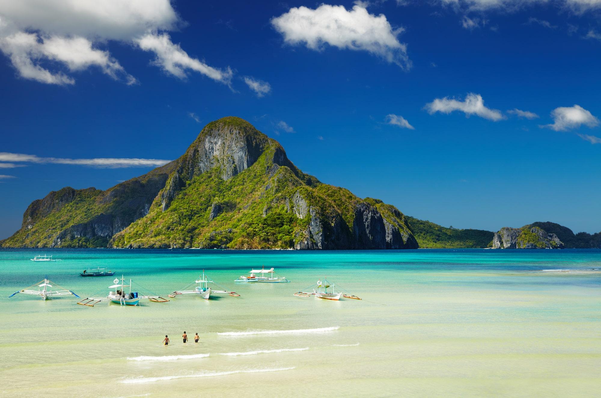 Остров Лусон на Филиппинах