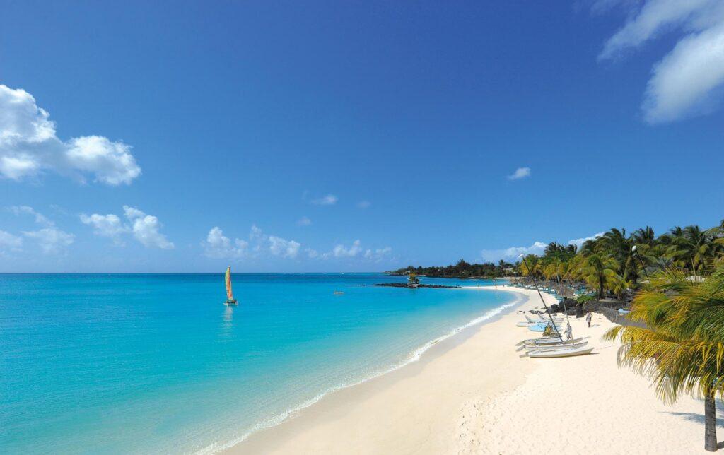 Лучшие пляжи Маврикия - Бель-Мар