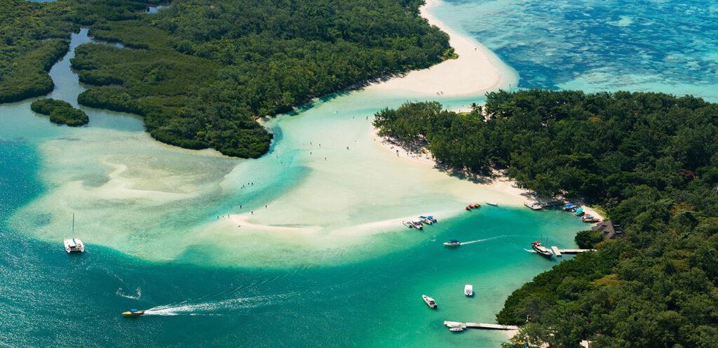 Лучшие пляжи Маврикия - Иль-о-Серф