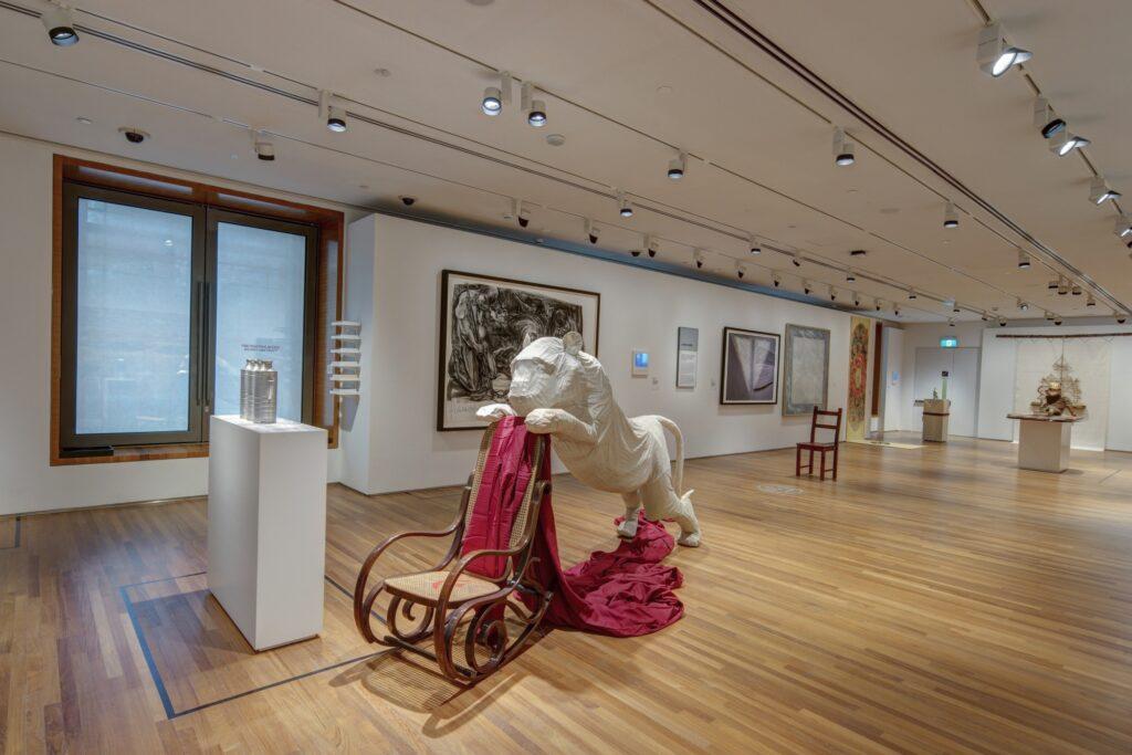 Национальная галерея в Сингапуре