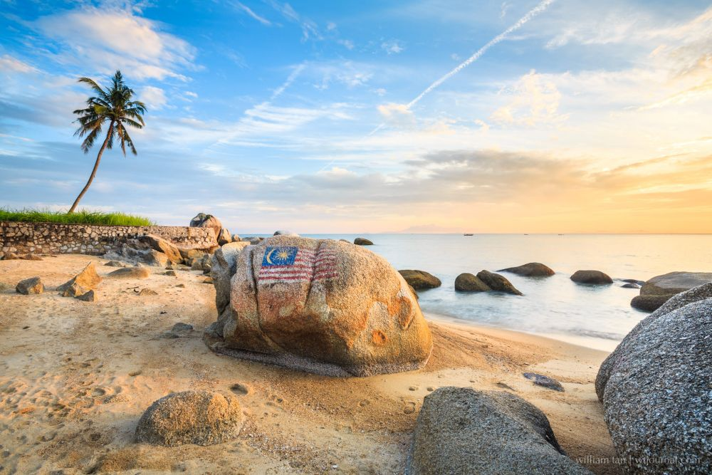 Курорты для туристов на острове Пенанг