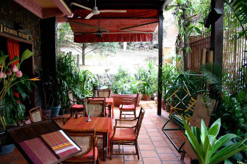 Рестораны в Пном Пене, Камбоджа