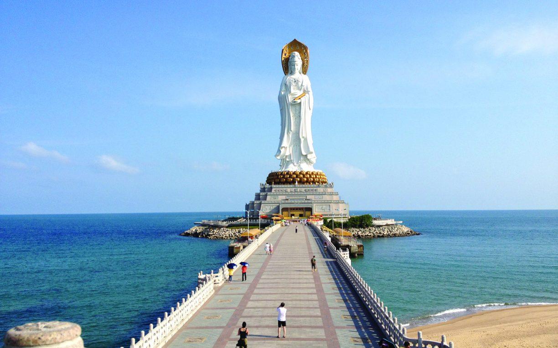 Достопримечательности города Санья в Китае