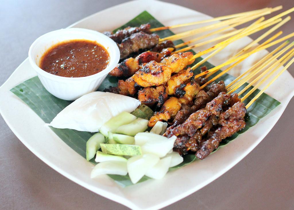 Традиционная кухня Сингапура