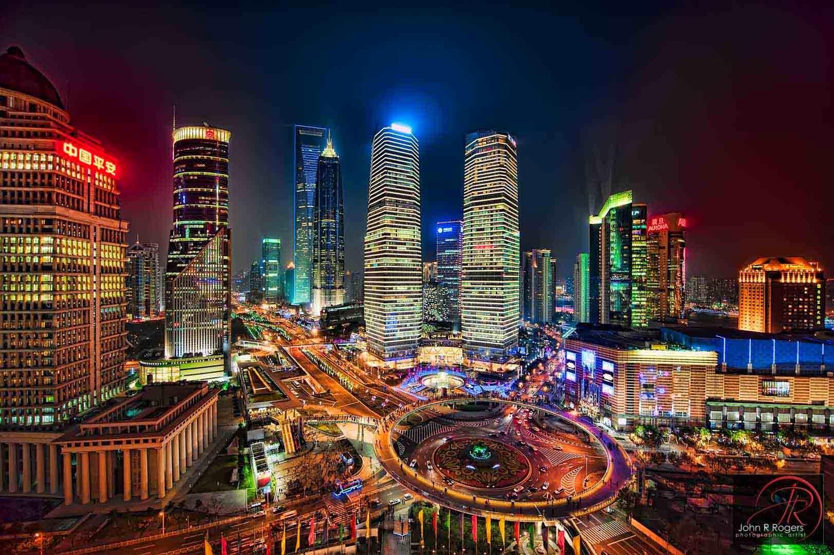 Что посмотреть в Шанхае (Китай)