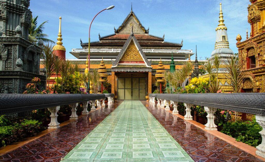 Достопримечательности Сием Рип, Камбоджа