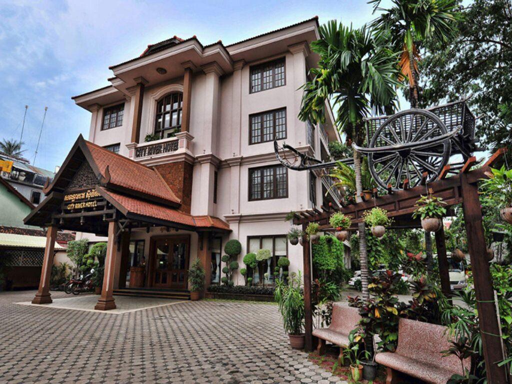 Отели и гостиницы в городе Сием Рип, Камбоджа