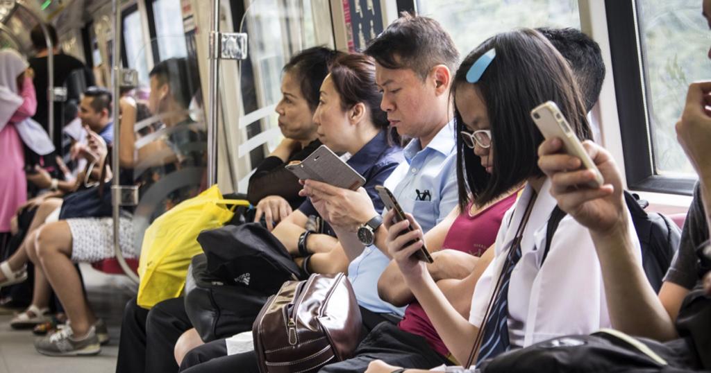 Мобильная связь в Сингапуре