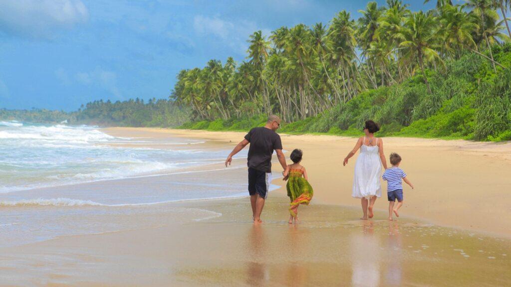 Куда поехать на Шри-Ланке с детьми