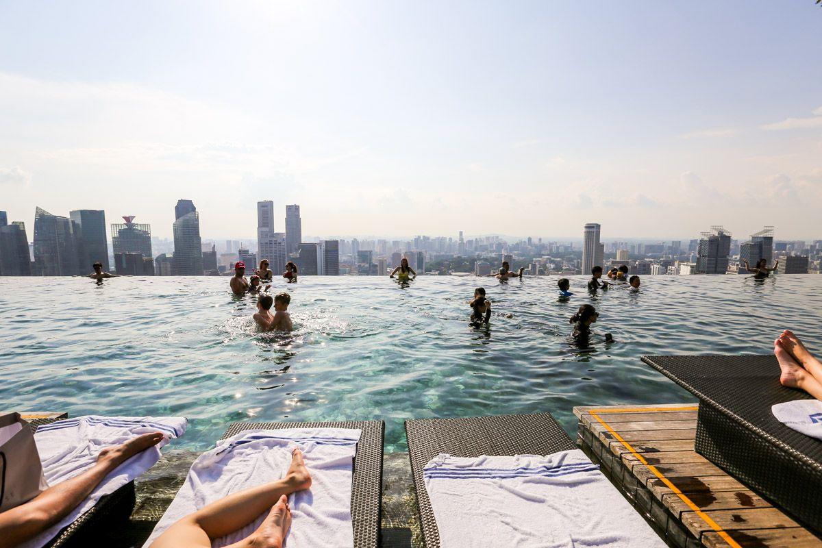 Когда ехать отдыхать в Сингапур