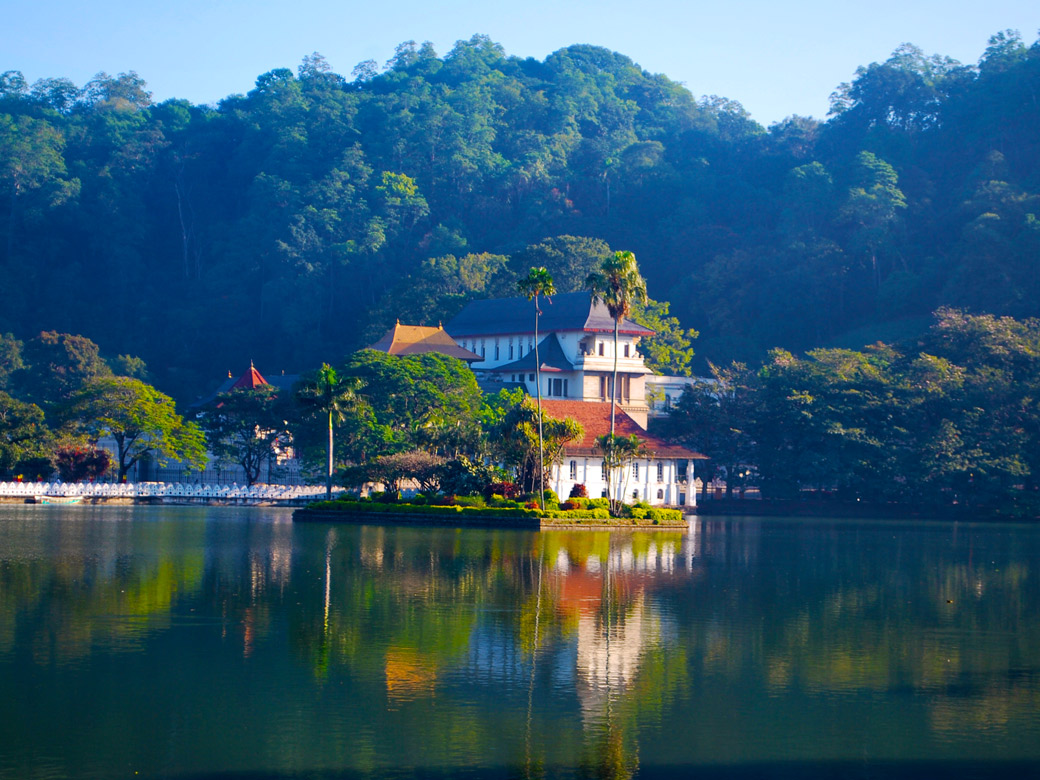 Достопримечательности Канди (Шри-Ланка)