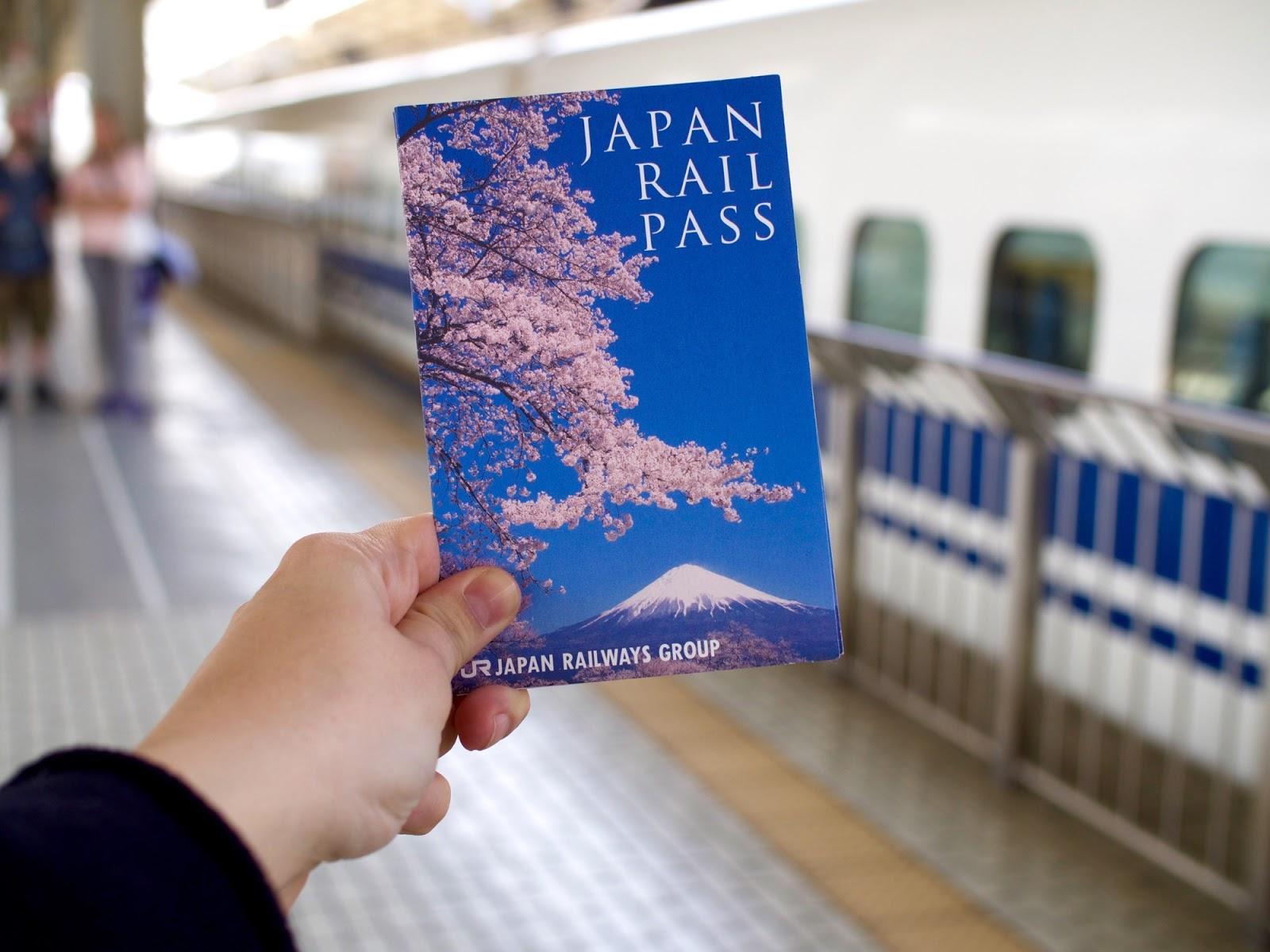Проездной JR-Pass в Японии для туриста