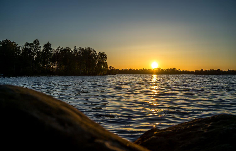 отдых на Ладожском озере