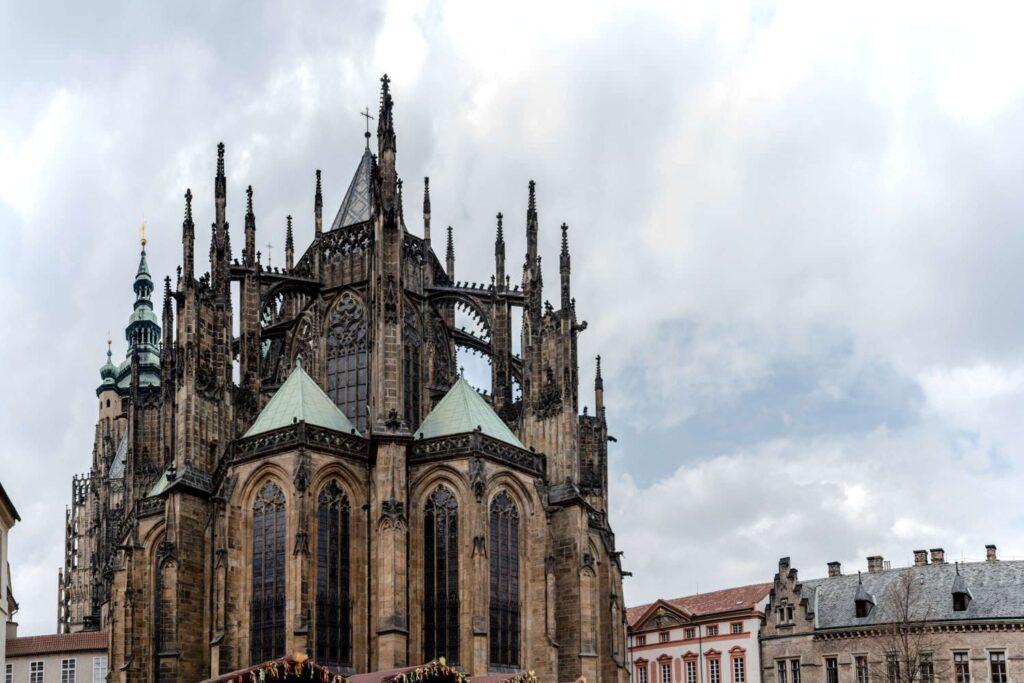 Пражский Град в Праге