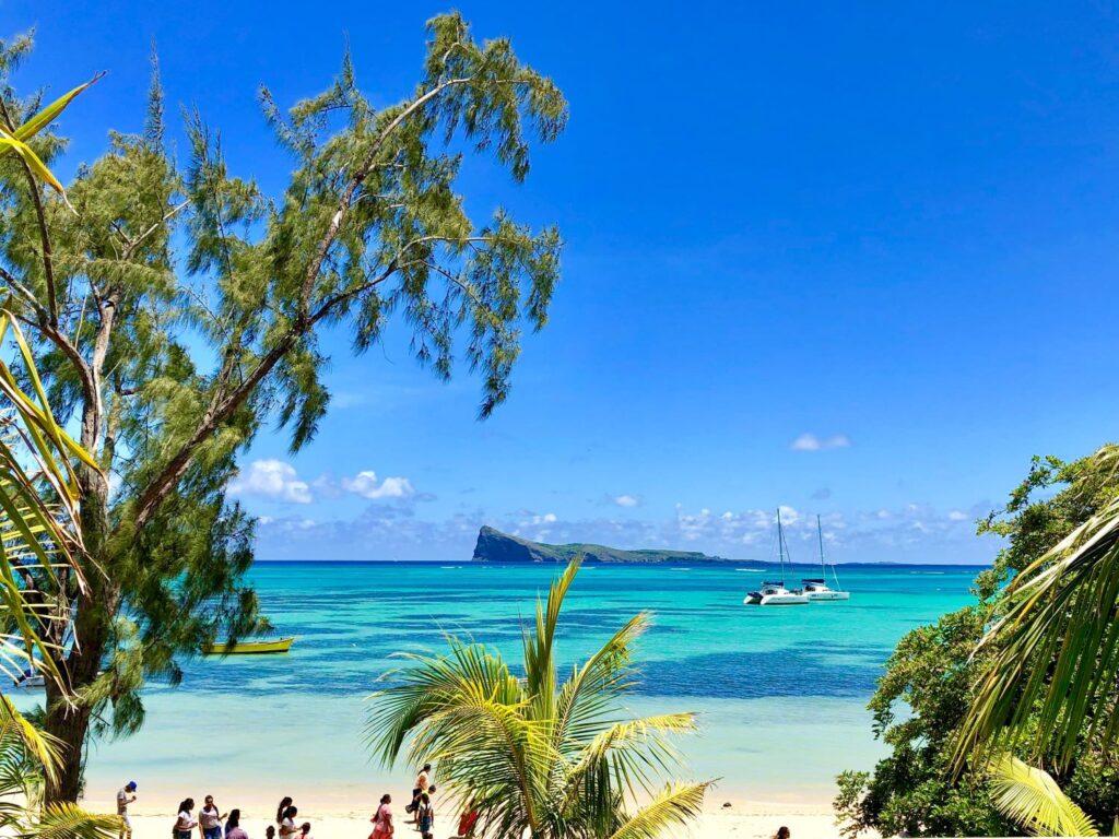 Курорт Гран Бэ, Маврикий