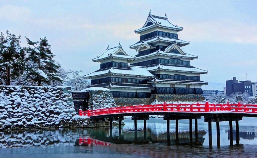 замок Мацумото, Япония