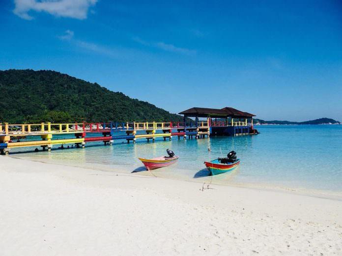 Перхентианы, Малайзия