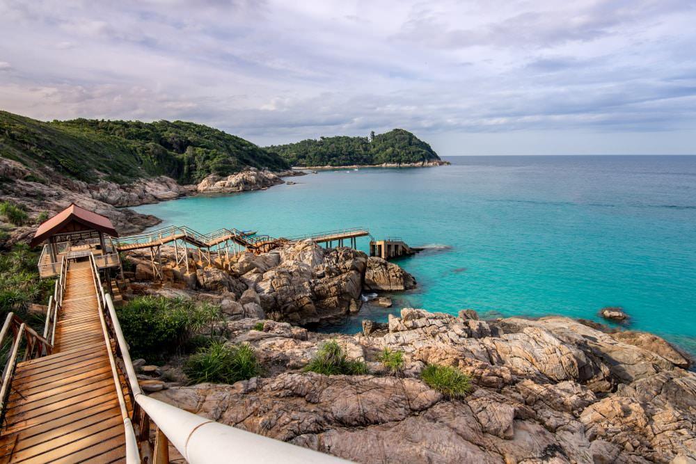 Перхентианские острова, Малайзия