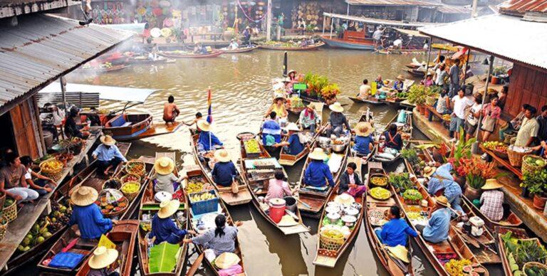 Рынок Талинг Чан