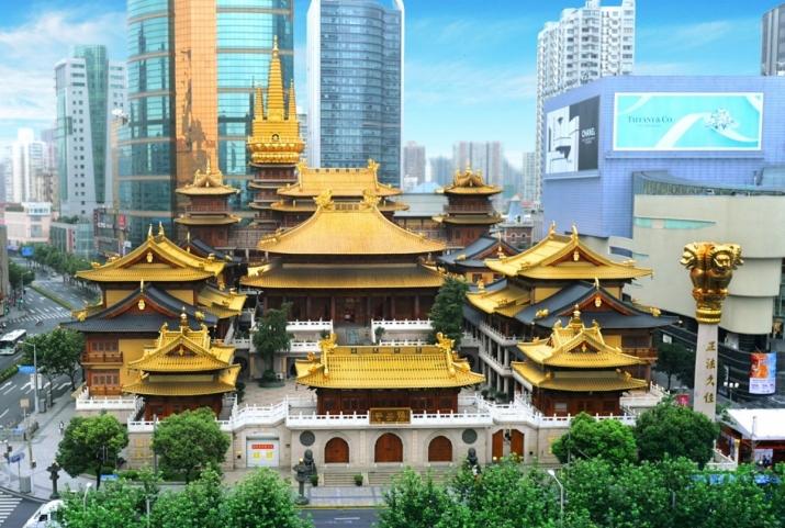 Храмы Шанхая