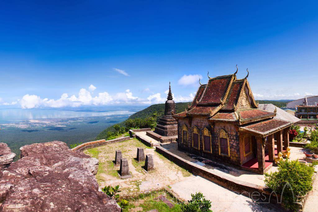Провинция Кампот в Камбодже