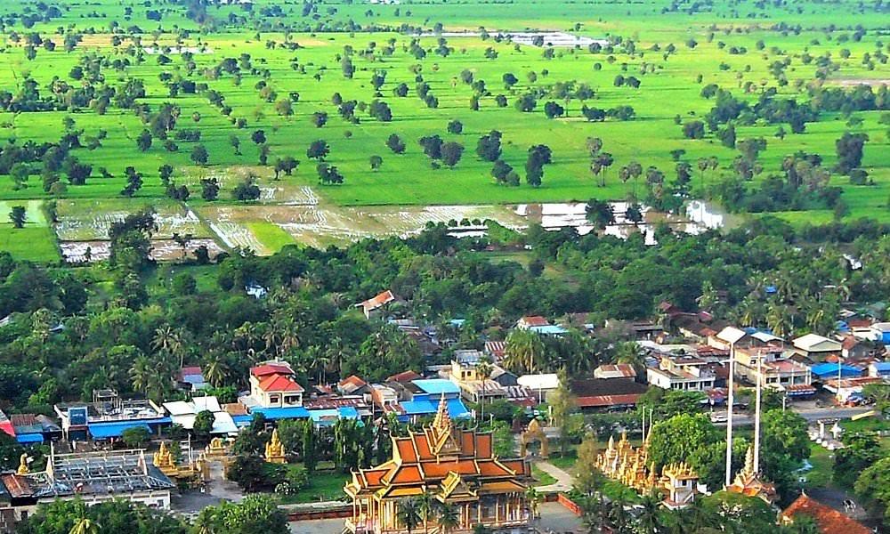 Город Баттамбанг