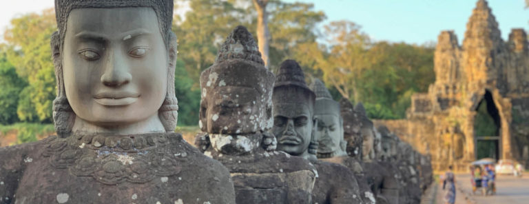 Сезон в Камбодже