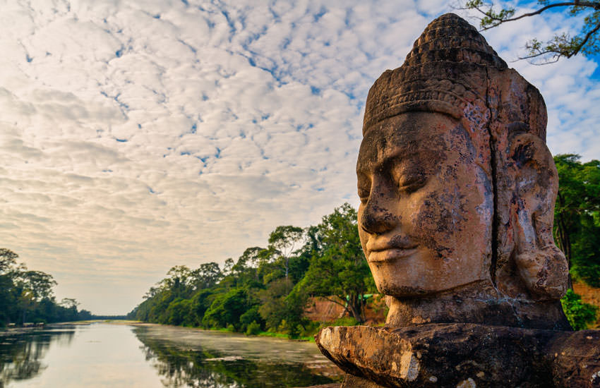 Сезон в Камбодже для отдыха