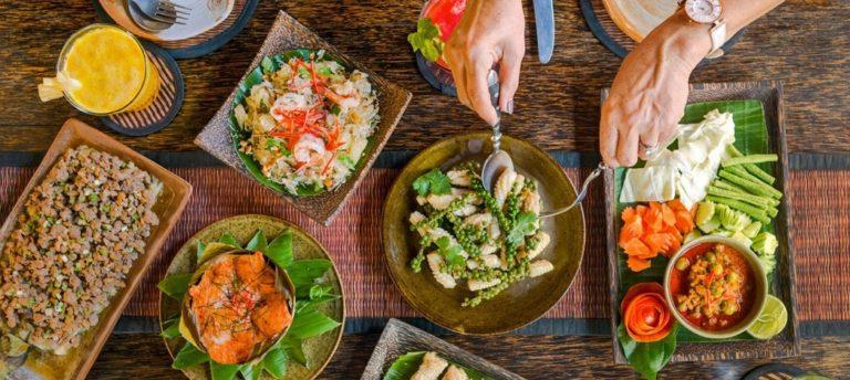 Блюда Камбоджи