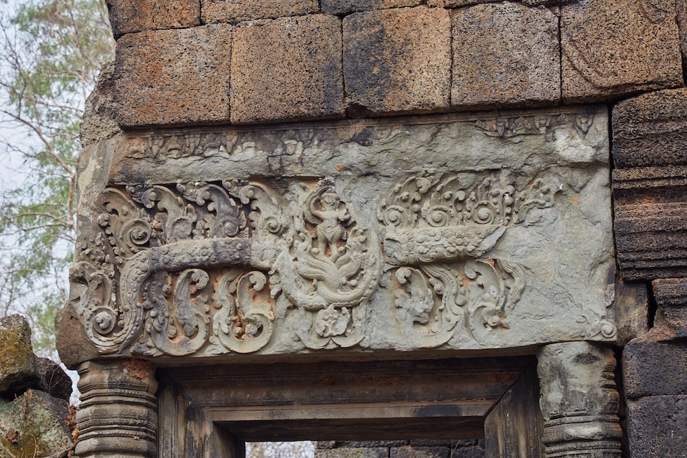 Кох Кер в Камбодже