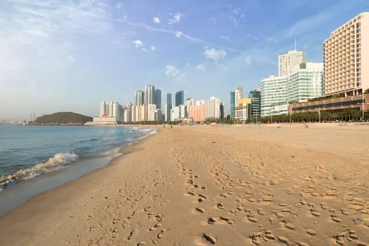 Пляжи Пусана, Хэундэ